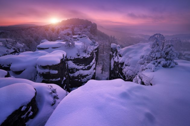 Discover the Land of Narnia in Bohemian Switzerland | Northern Hikes
