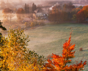 How to fully enjoy autumn in Bohemian Switzerland | Northern Hikes