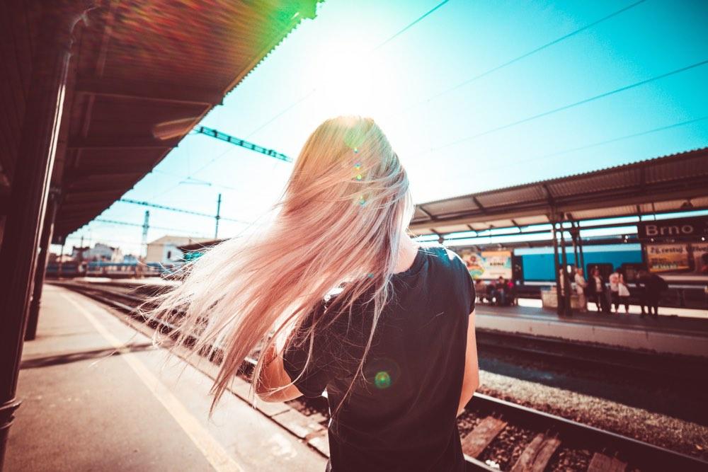 Train Station Brno