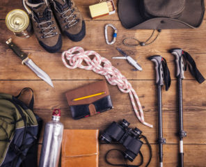 How to pack for a one-day hiking trip to Bohemian Switzerland | Northern Hikes